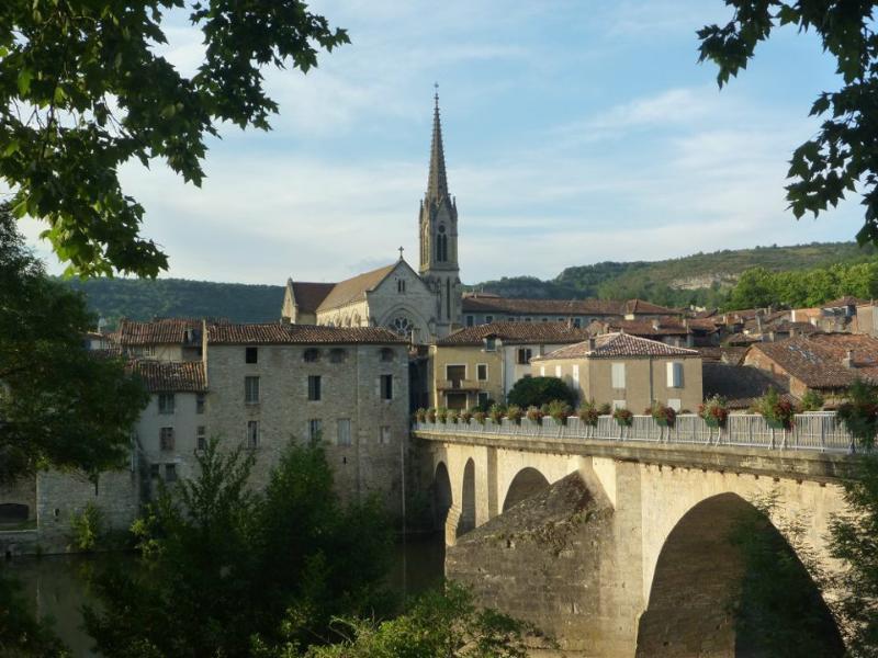 St Antonin Noble Val