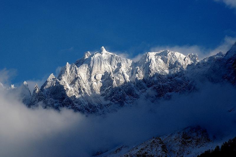 Chamonix Mont Blanc - o melhor dos Alpes!