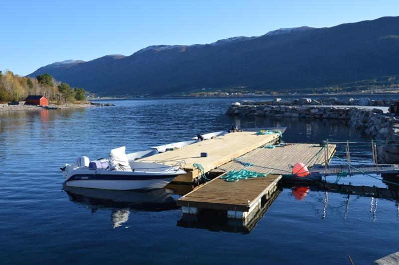 private harbor with boat rental