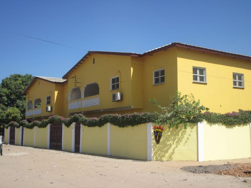 Sanchaba Yellow Apartments