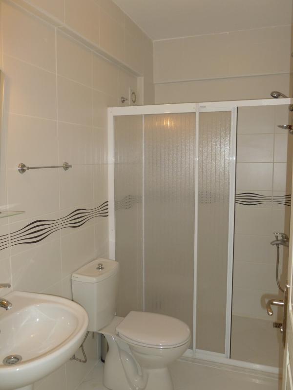 Bagno con doccia en-suite master
