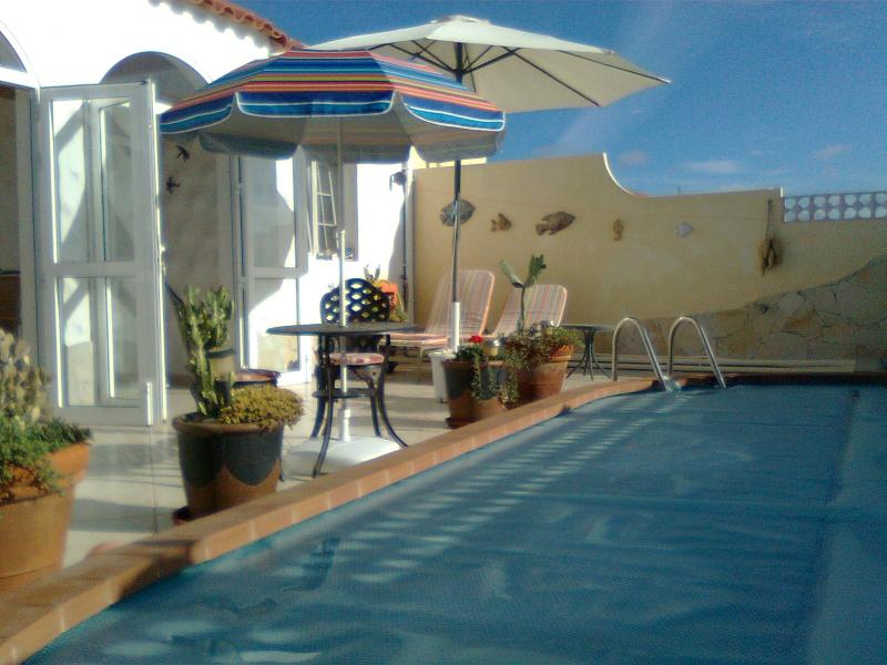 Casa Tucana 7m x 3m Pool and Terrace