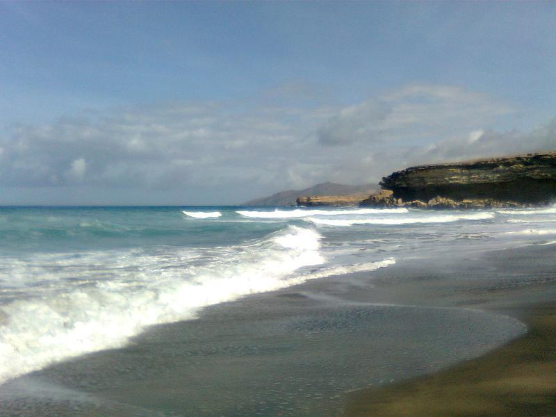 La Pared Beach