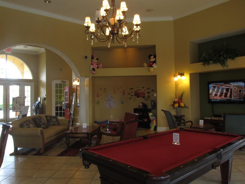 Mesa de snooker Club House