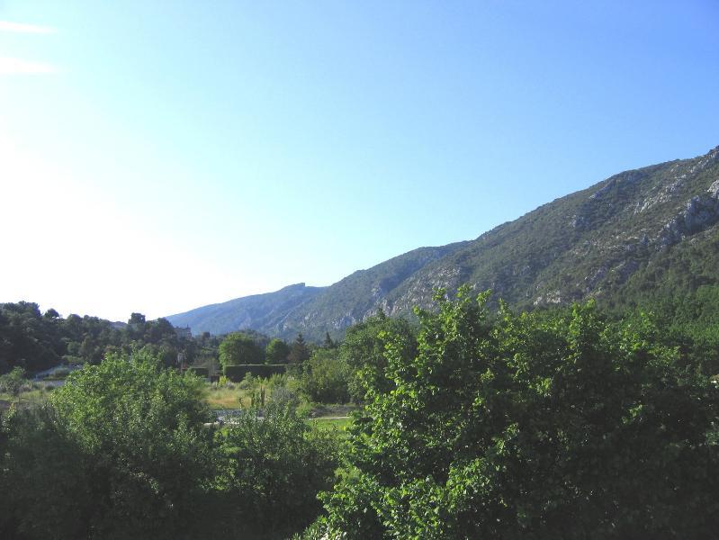 Beautiful view of Luberon