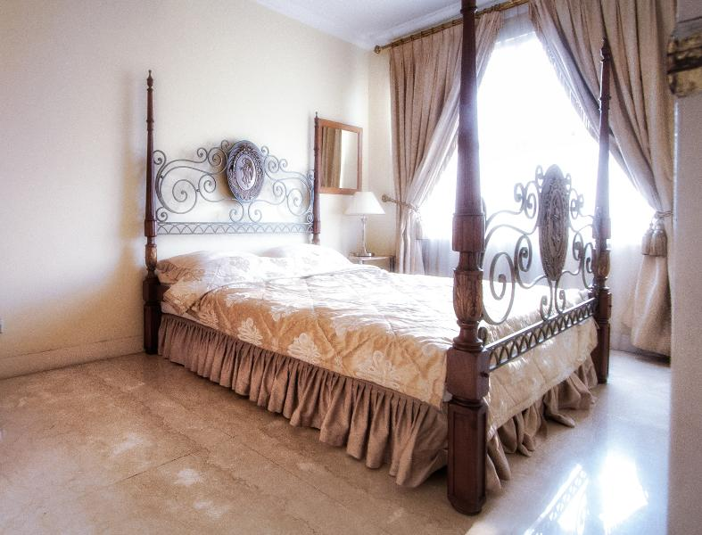 Dormitorio principal real