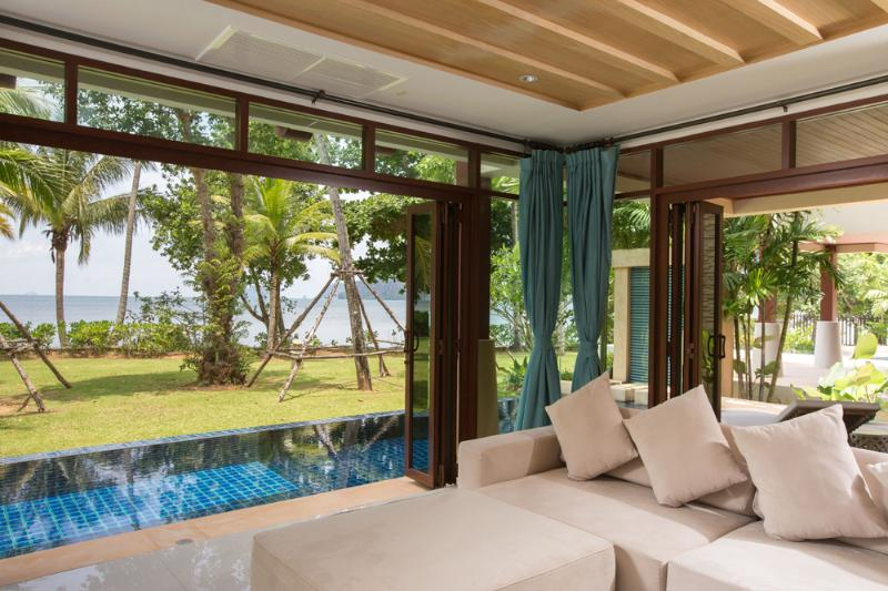 Krabi Luxury Beachfront Amatapura Pool Villa 14, holiday rental in Ao Nang