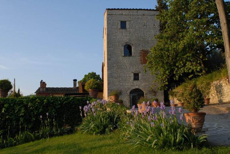 Medieval Tower in the Chianti