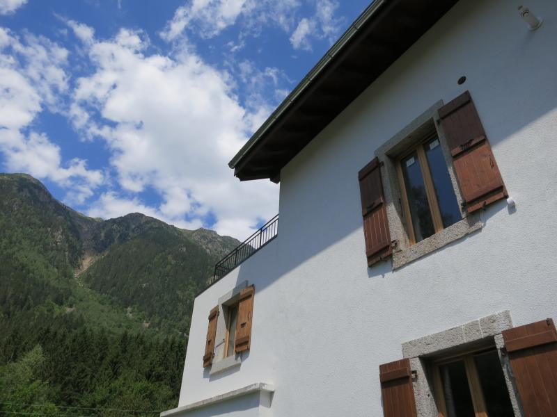 Beautiful, spacious apartment with roof terrace, holiday rental in Chamonix