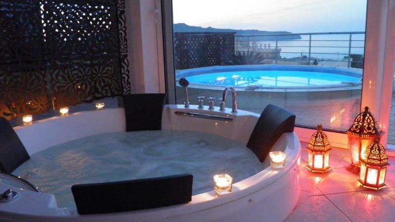 Blue Villa I, location de vacances à Agia Marina