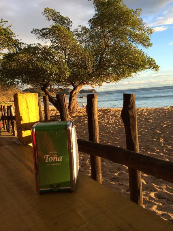 Pina Colada's at the beach