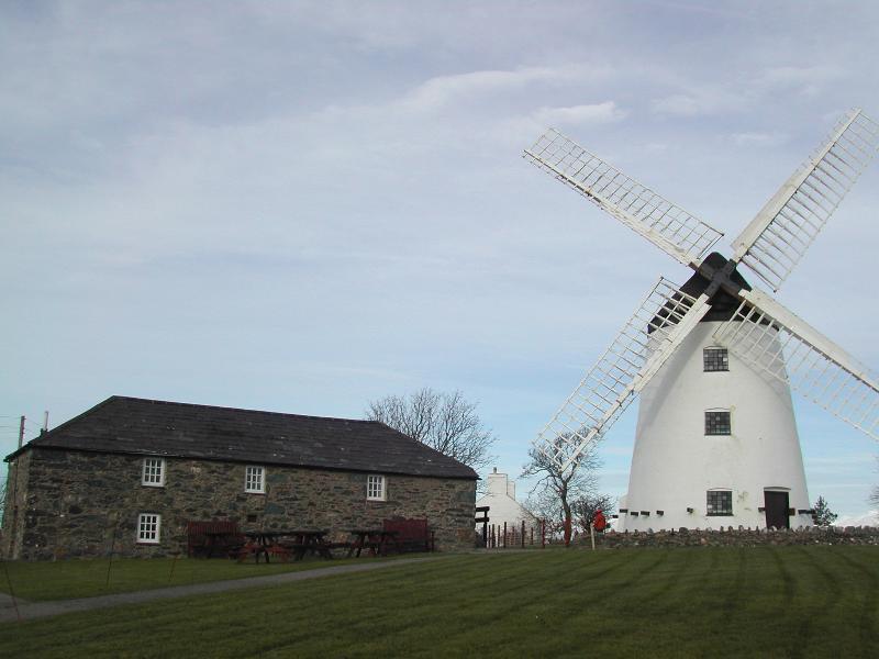 Moinho de Llynnon-Llanddeusant, Anglesey