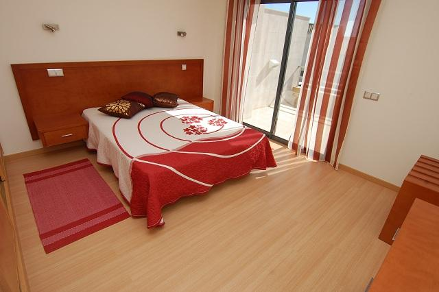 Double Master Bedroom on Suite