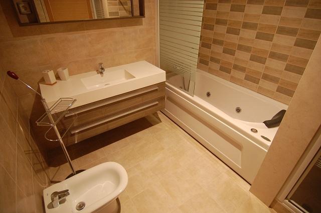 Master Suite Badezimmer