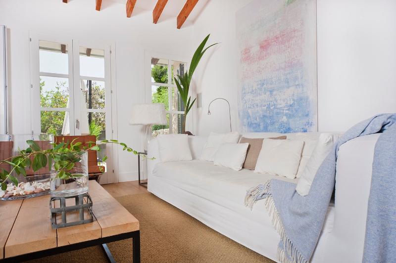 Wohnzimmer mit Klimaanlage-Obergeschoss