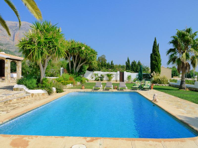 Swim, sunbathe or just relax by our beautiful private 10 x 5 m Swimming Pool