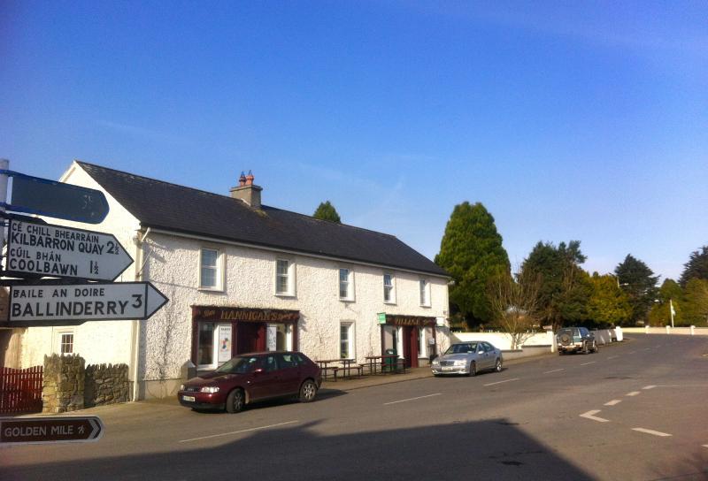 Villaggio di Kilbarron dove troverete un ufficio postale + negozio così come l'accogliente pub.