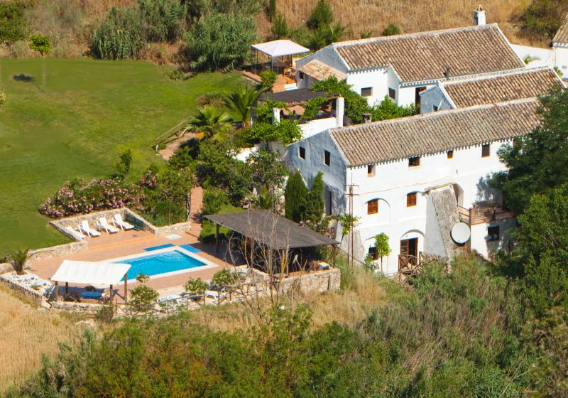 El Molino del Conde, Andalucia, holiday rental in Riofrio