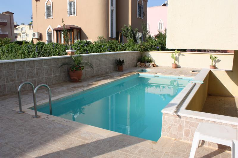 Shared Pool (Between only 5 Apartments)