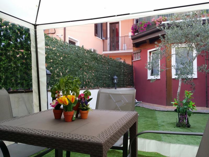 verona holiday garden house
