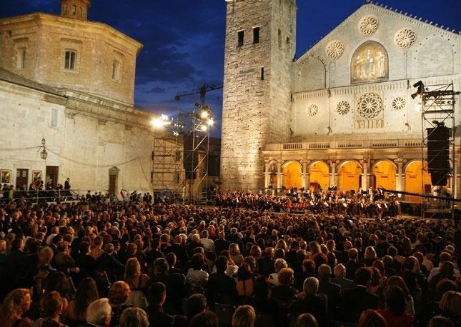 Concert du Festival de Spoleto