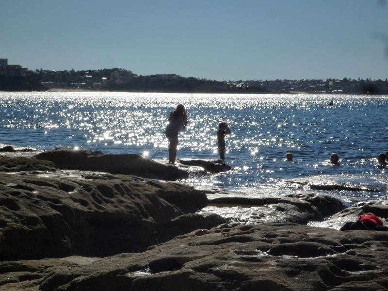 The Bower at Manly. Crystal clear water ideal for snorkelling