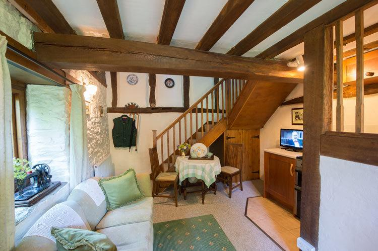 An attractive cottage for two