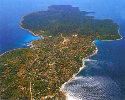 Silba island entire house, casa vacanza a Olib