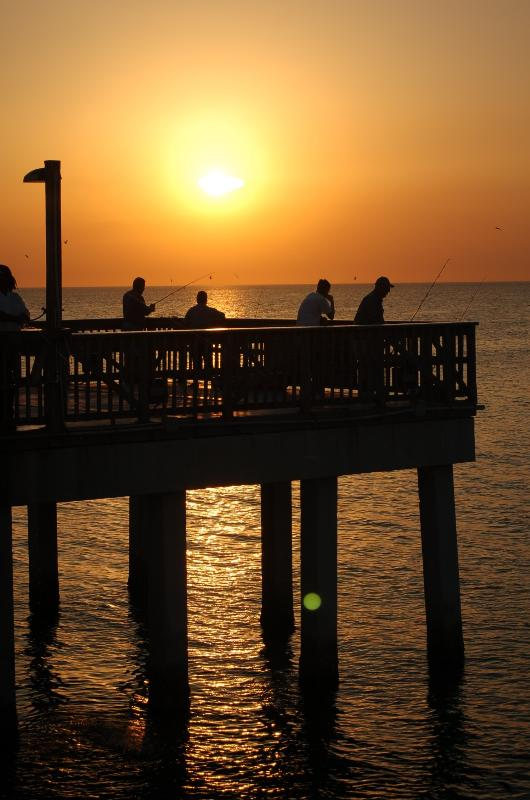 Head Down to The Pier For Some Fishing Or Sunset. Just 4 Miles