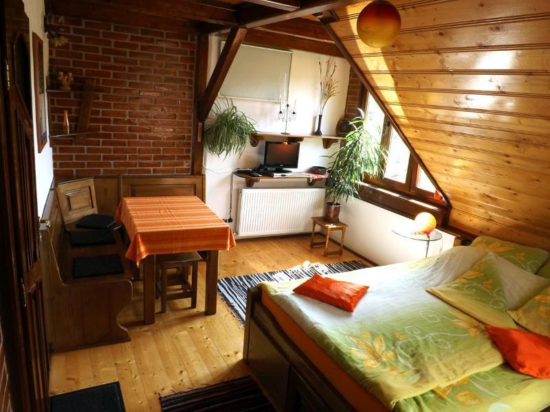Casa Crina, room 1 (Casa Vale, Sibiu, Transylvania, Romania)