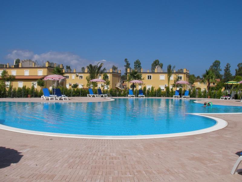 Second Pool Beside Apartment with sun loungers & lifeguard