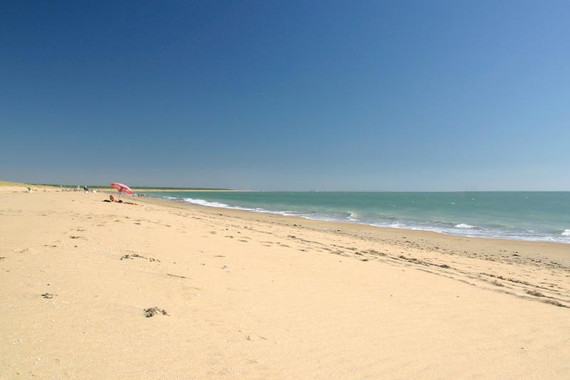 Beaches of the Vendee coast