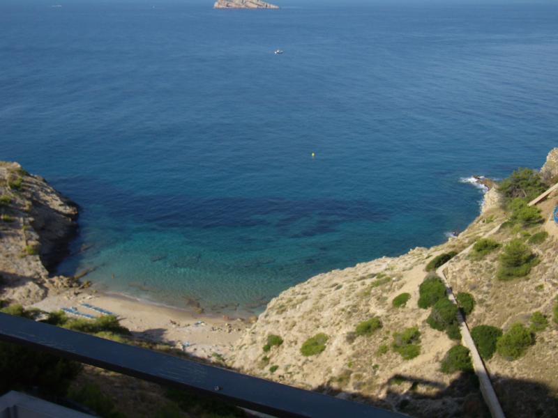 Vistas desde la terraza - Cala Ti Ximo