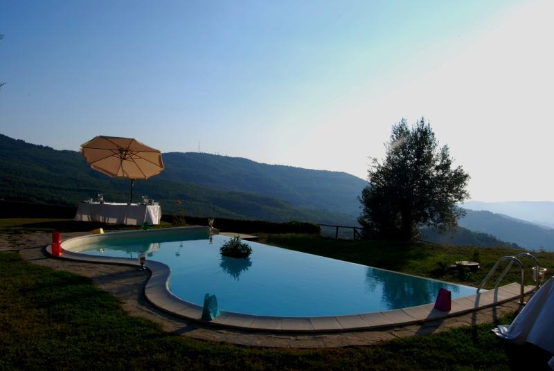 Tenuta il Pilaccio nel Cilento, Ferienwohnung in San Mauro Cilento