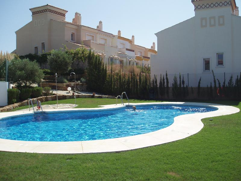Pool Area - with landscaped gardens, sun and shade for your perfect enjoyment