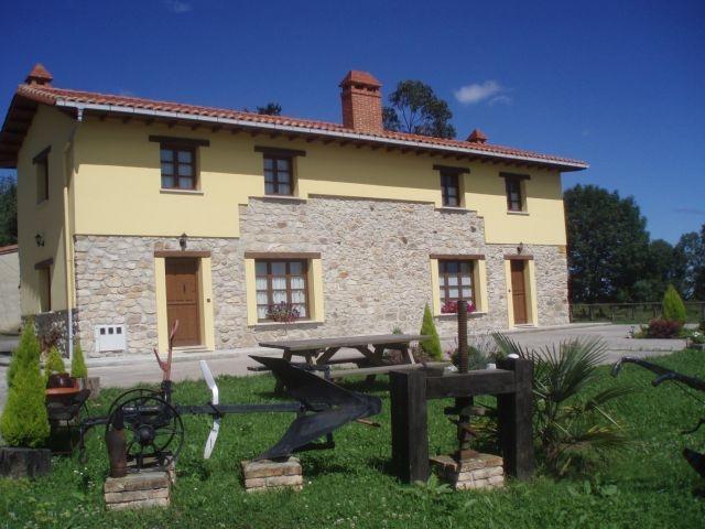 Casa de campo en Llanes