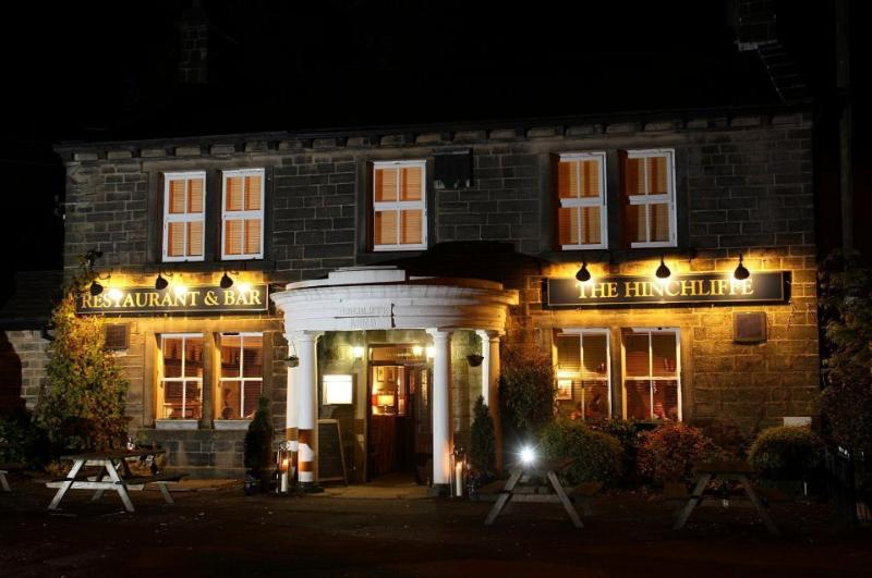 Local Pub The Hinchliffe Arms.Fine dining at its best or a pub lunch & local beer