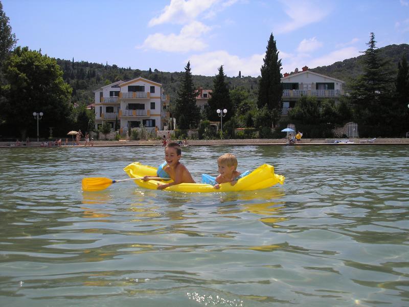 Villa EDEN , TOP location in the region !, holiday rental in Preko