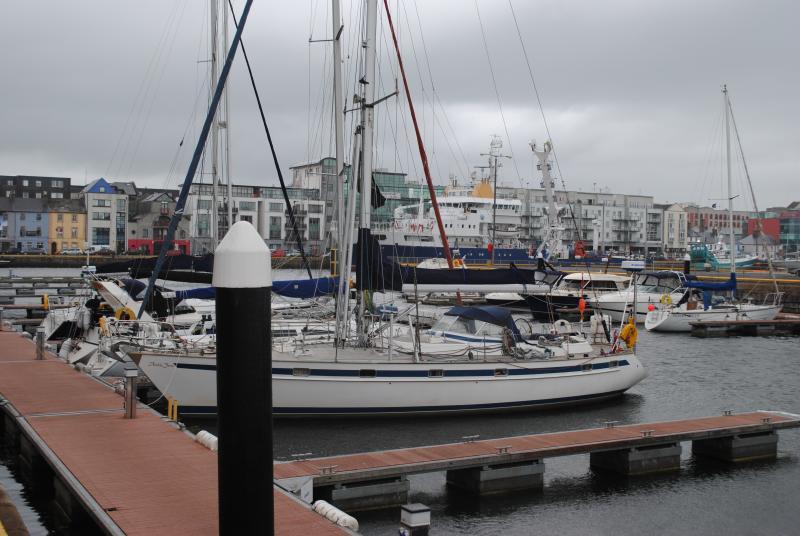 Galway Docks and Marina