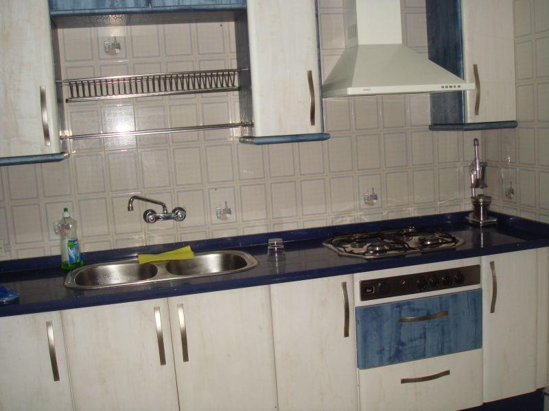 Newly fully fitted kitchen