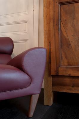 Linley détail chaise