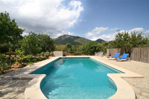 Villa C'anTabau Pool