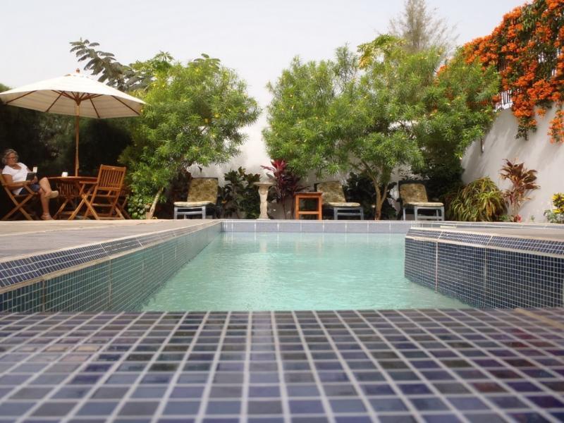 Leander House - Self Catering - Senegambia, holiday rental in Serekunda