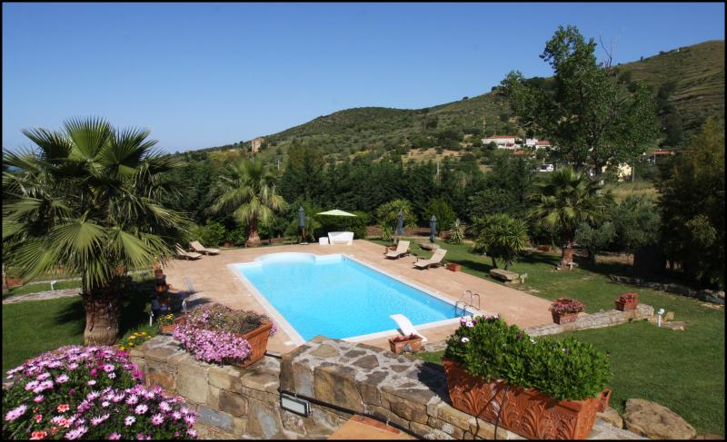 Appartamento Tresino, holiday rental in Santa Maria di Castellabate