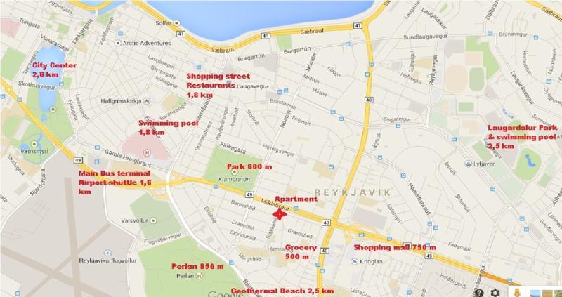 Central location, new listing., location de vacances à Reykjavik