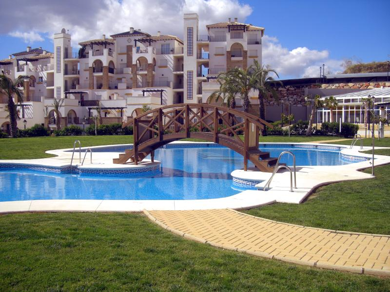 Al Andalus Thalassa Apt 9.02, vacation rental in Vera