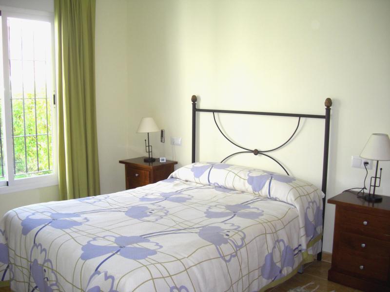 Chambre des maîtres avec lit King de luxe