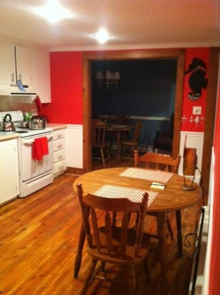Eat In Kitchen and Dining Room