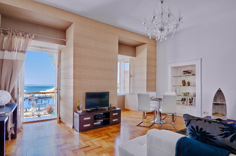 Stylish Interior and Stunning Sea Views