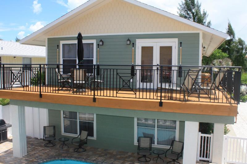 Anna Maria Island Beach Paradise 10, holiday rental in Holmes Beach